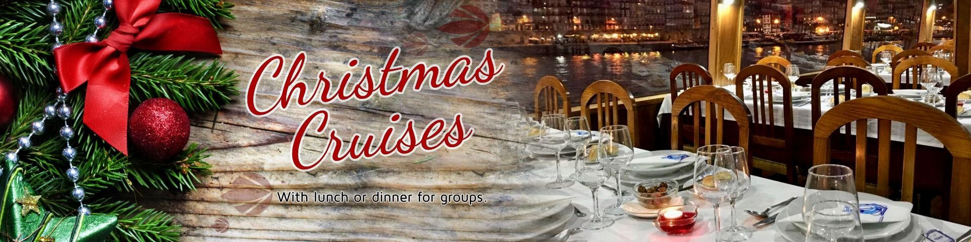 Christmas Cruises for groups