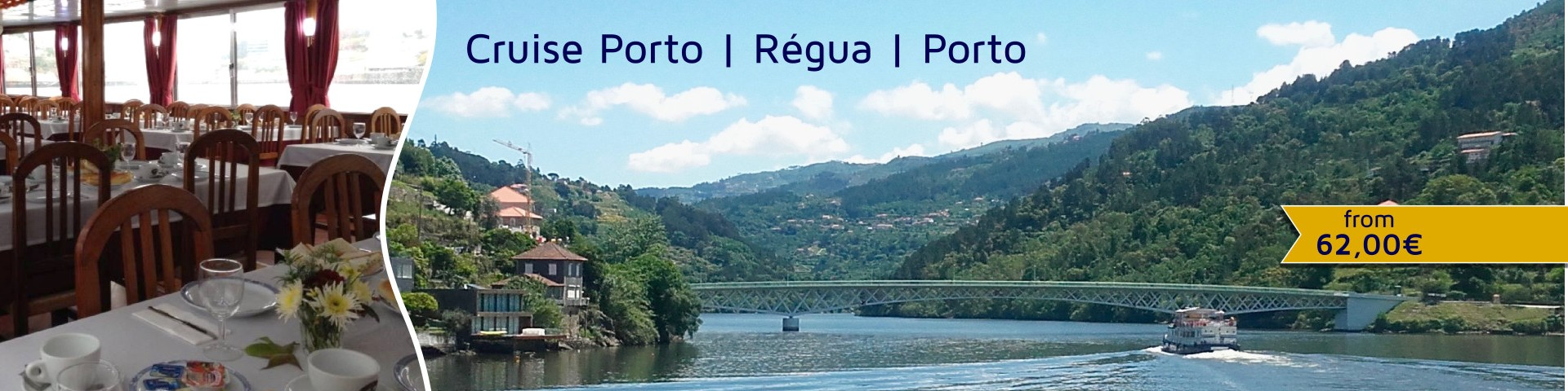 Cruise Porto Régua Porto